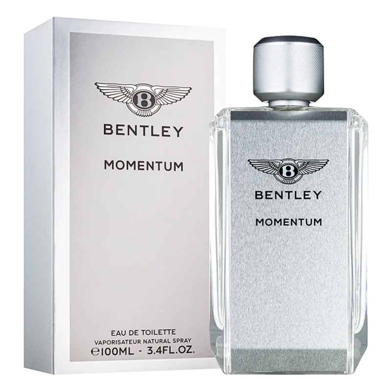 Bentley Momentum Edt 100 Ml