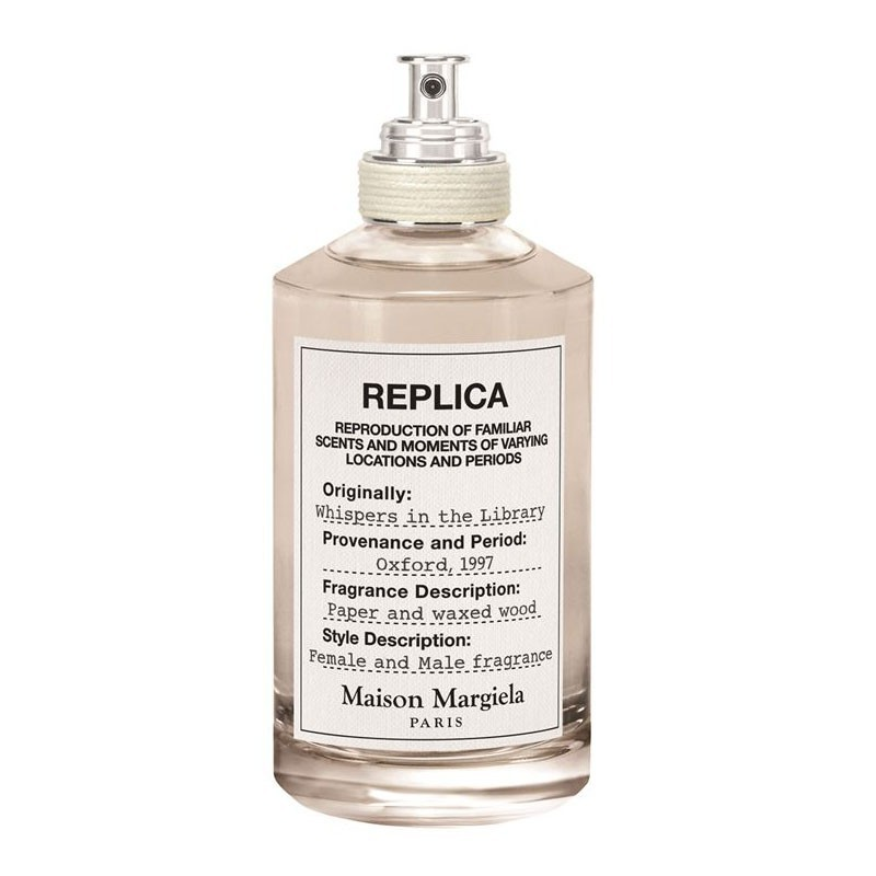 Maison Margiela Replica Whispers In The Library Edt 100Ml