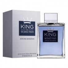 Antonio Banderas King Of Seduction (M) Edt 200Ml