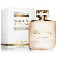 Boucheron Quatre En Rose (W) Edp 100Ml