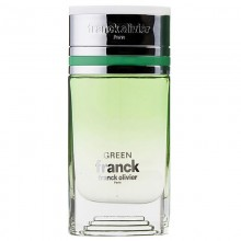 Franck Olivier Franck Green M Edt 75 Ml