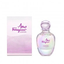 Salvatore Ferragamo Amo Flowerful Edt 100Ml