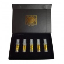 Adi Guru Coeur+love+elegance+sensation+harmony 5x2ml Vails  Kit Set