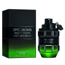 Viktor & Rolf Spice Bomb Night Vision  (M) Edt 90ml