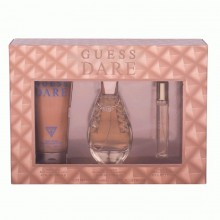 Guess Dare (W) Edt 100ml+200ml Bl+15ml Mini Gift Set