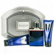 Balmain Pierre Homme Edt 100ml+100ml Sg+100ml Asb Set
