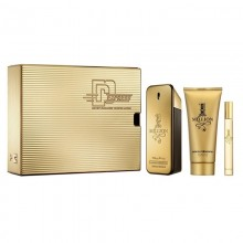 Paco Rabanne 1 Million (M) Edt 100ml+100ml Sg+10ml Mini Tin Box