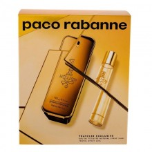 Paco Rabanne 1 Million (M) Edt 100ml+20ml Travel Set