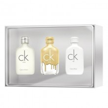 Ck One (M) Edt 10ml+ck Gold Edt 10ml+ck All Edt 10ml Mini Set