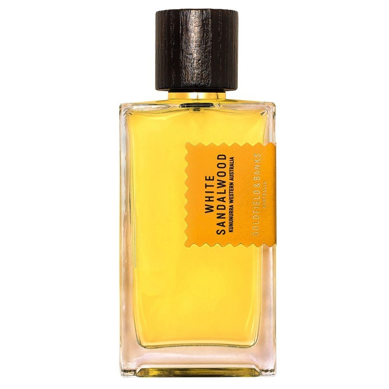 Goldfield & Banks White Sandal Wood Perfume Concentrate 100ml