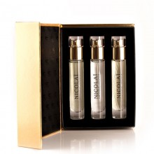 Nicolai Patchouli Intense 3x15ml Mini Set