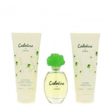 Cabotine De Gres (W) Edt 100 Ml+200 Ml Bl+200 Ml Sg (Soft Box) Set