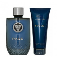 Jaguar Pace Edt 100 Ml+200 Ml Bath & Sg Travel Set
