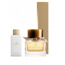 Burberry My Burberry (W) Edp 90ml+75ml Bl Travel Set