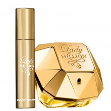 Paco Rabanne Lady Million Edp 80ml+10ml Travel Spray