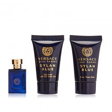 Versace Pour Homme Dylan Blue Edt 5 ml+25 ml Sg+25 ml Asb Miniture Set