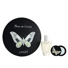 Lalique Fleur De Crystal (W) Edp 100 Ml+Mirror Set