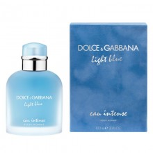 Dolce & Gabbana Light Blue Eau Intense - Eau de parfum, 100 ml