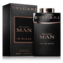 Bvlgari Man In Black - Eau de Parfum, 100 ml