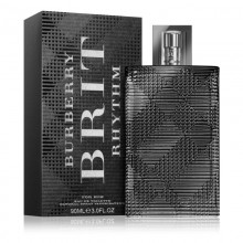 Burberry Brit Rhythm - Eau de Toilette, 90 ml