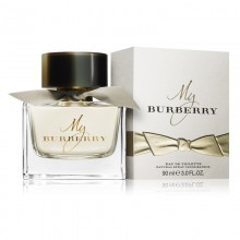Burberry My Burberry (W) Edt 90 Ml