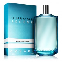 Azzaro Chrome Legend - Eau de Toilette, 125 ml