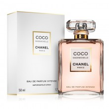 Chanel Coco Madmoiselle Intense Edp 50 Ml