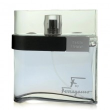 Salvatore Ferragamo F By Black (M) Edt 100ml