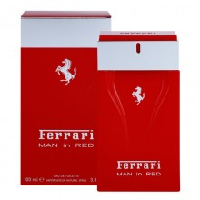 Ferrari Man In Red - Eau de Toilette, 100 ml