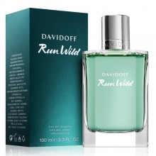 Davidoff Run Wild - Eau de Toilette, 100 ml