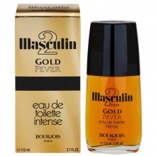 Bourjois Masculin 2 Gold Fever Edt 112 Ml