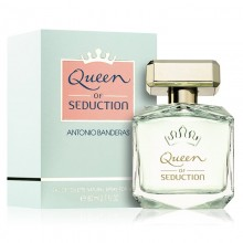 Antonio Banderas Queen Of Seduction (W) Edt 80ml