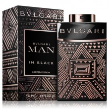 Bvlgari Man In Black Limited Edition Essence Edp 100ml