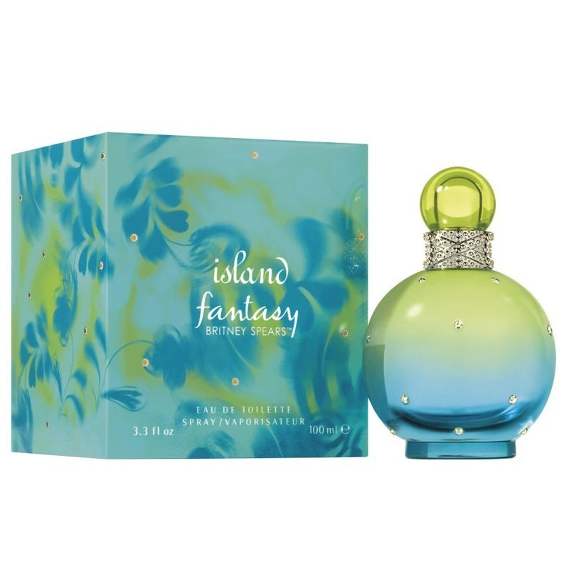 Britney Spears Island Fantasy (W) Edt 100 Ml