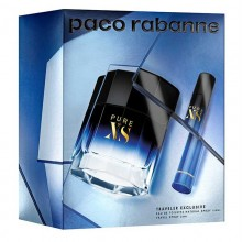 Paco Rabanne Pure Xs (M) Edt 100ml+20ml Travel Set