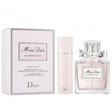 Dior Miss Dior Blooming Bouquet (W) Edt 75ml+10ml Travel Spray