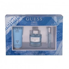 Guess 1981 Indigo (W) Edt 100ml+200ml Bl+15ml Mini Set