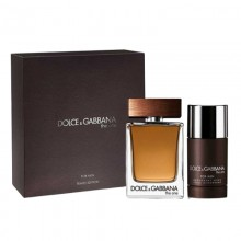 Dolce & Gabbana The One (M) Edt 100ml+70g Deo Stick Travel Set