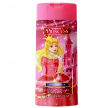 Disney Princess Cinderella 2 In 1 Shower Gel & Shampoo 400ml