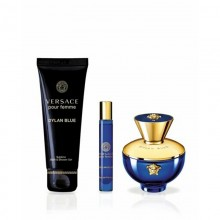 Versace Pour Femme Dylan Blue Edp 100ml+150ml Sublime Bl+10ml Mini Set